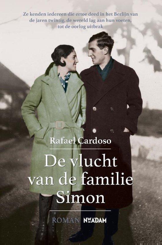 De vlucht van de familie Simon - Rafael Cardoso |