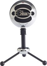 Blue Microphones Snowball Streaming Microfoon | Brushed Aluminum
