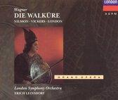 Wagner: Die Walkure / Leinsdorf, Nilsson, Vickers, London