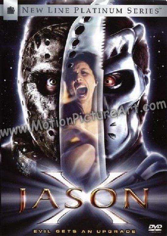 Cover van de film 'Jason X'