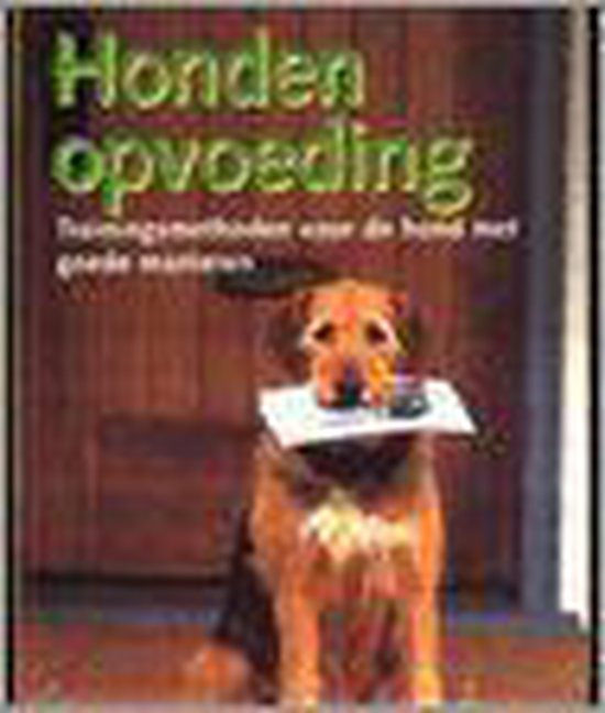 Hondenopvoeding - Matthew Hoffman pdf epub