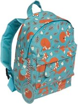 Rex London Mini Kinderrugzak 10 liter - Rusty the Fox