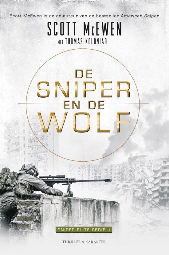 Afbeelding van De sniper en de wolf