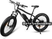 Electrische fatbike 26 inch