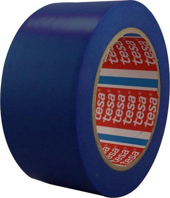 Vloermarkeringstape 5cm (Blauw)