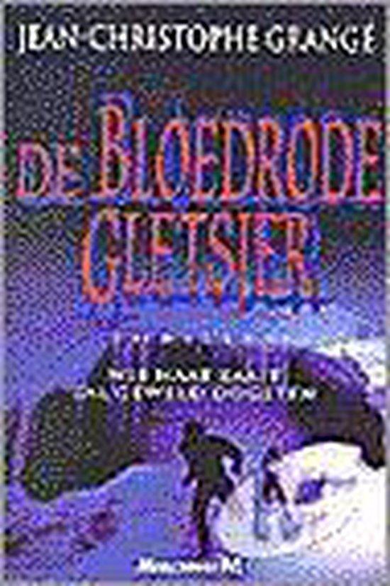 De bloedrode gletsjer - Jean-Christophe Grang� |