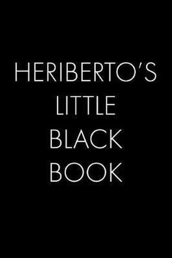 Heriberto's Little Black Book
