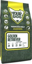 Yourdog Golden Retriever Volwassen 3 KG