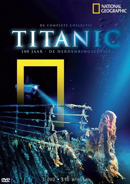 National Geographic - Titanic Box 100 Years