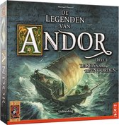 De Legenden van Andor Uitbreiding: De Reis naar het Noorden - Gezelschapsspel