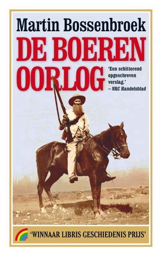 De boerenoorlog - Martin Bossenbroek |