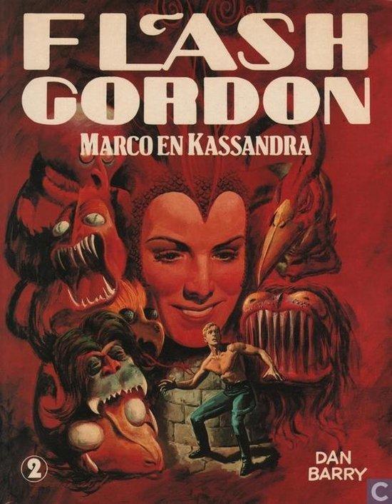 Flash Gordon - Marco en kassandra - Barry |