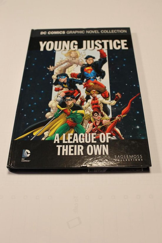 DC Comics Young Justice A League Of Their Own