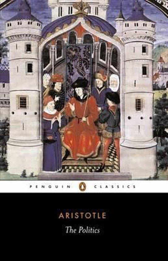 Boek cover The Politics van Aristotle (Paperback)