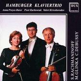 Debussy, Rachmaninow, Glinka: Trios