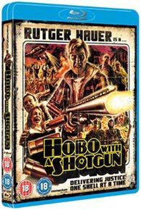 Cover van de film 'Hobo With A Shotgun'