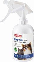 Beaphar dimethicare spray hond / kat immobiliseert vlooien en teken 500 ml