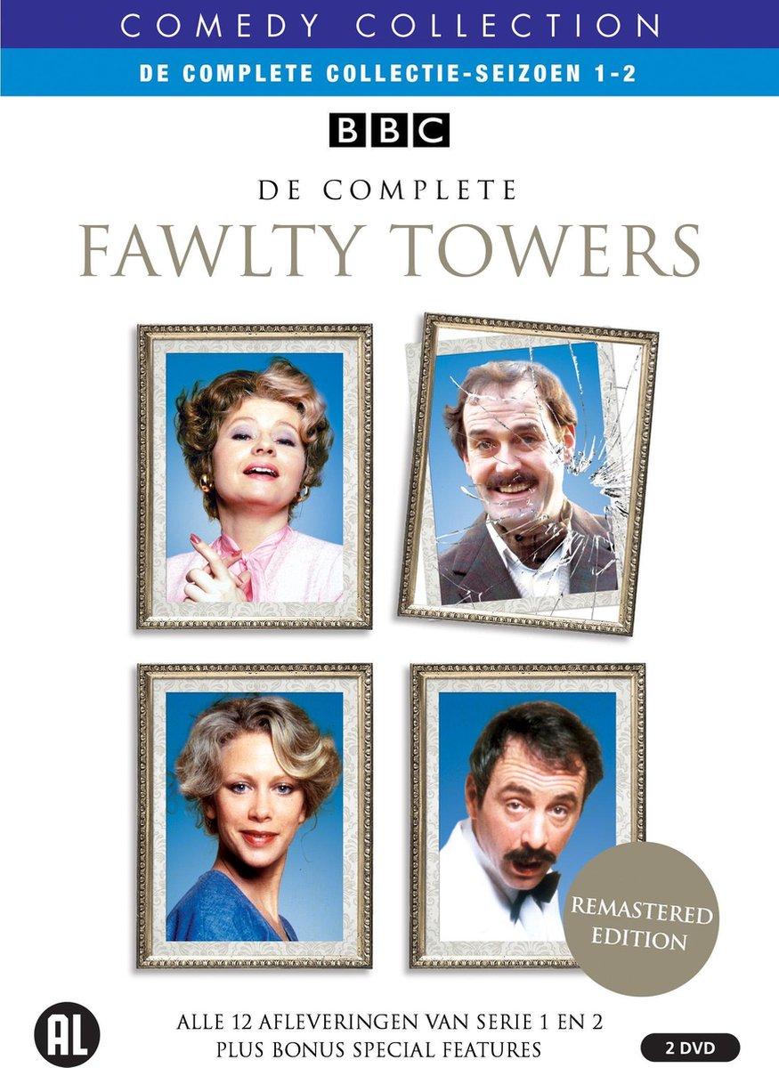 De Complete Fawlty Towers: Seizoen 1 & 2