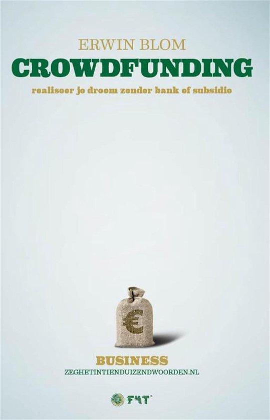 Crowdfunding - business