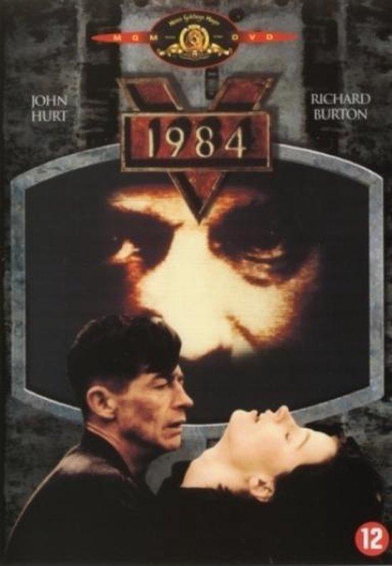Cover van de film '1984'
