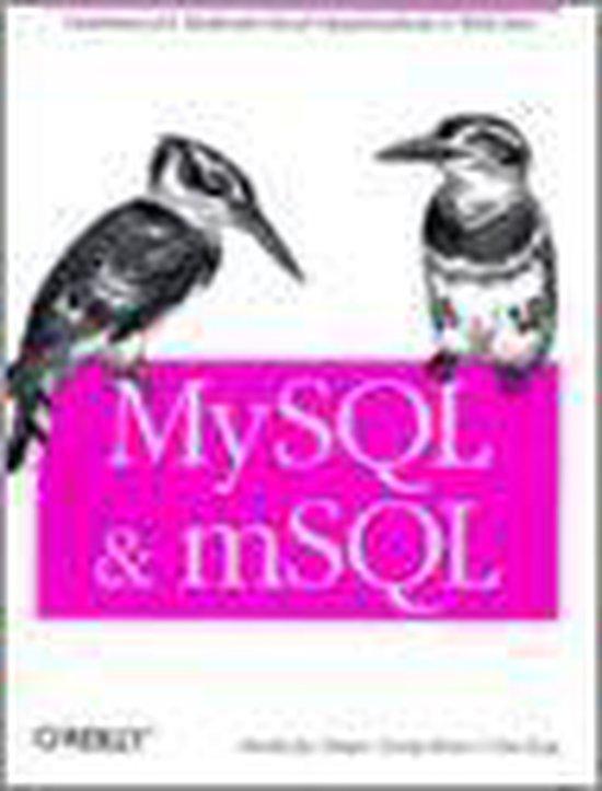Mysql and msql - Randy Jay & Reese, Yarger | Readingchampions.org.uk