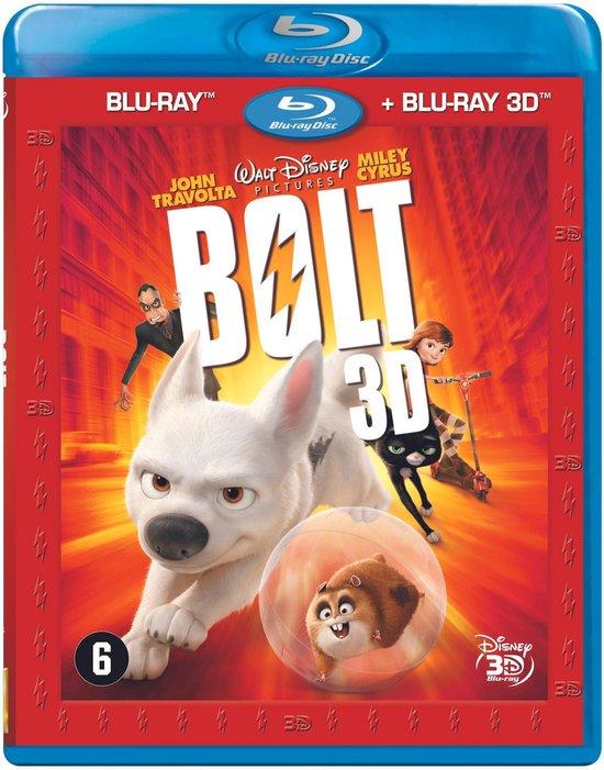 Cover van de film 'Bolt'