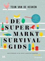 Boek cover De supermarktsurvivalgids van Teun van de Keuken (Onbekend)