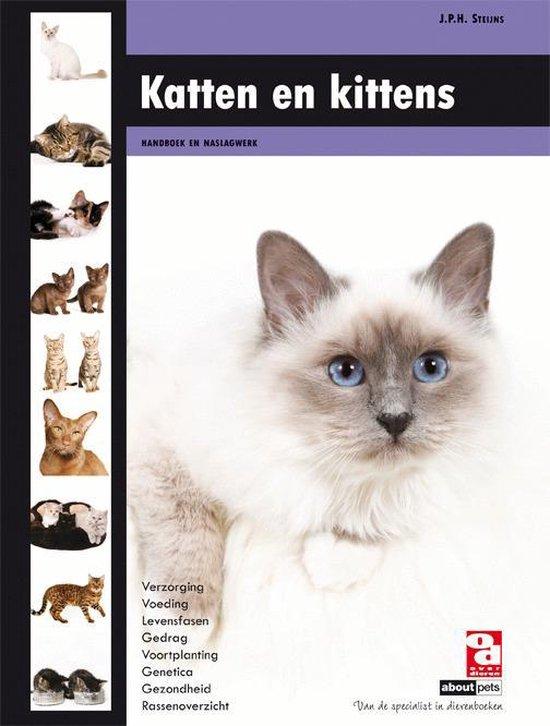 Over Dieren - Katten en kittens - J.P.H. Steijns | Readingchampions.org.uk