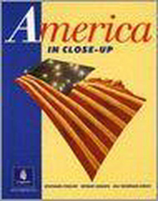 Boek cover America in Close-up van Eckhard Fiedler (Paperback)