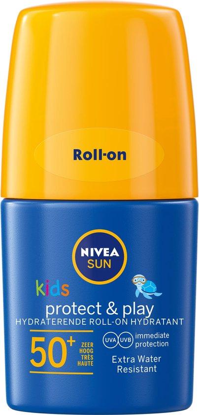 NIVEA SUN Kids Hydraterende Roll-on SPF 50+ - 50 ml