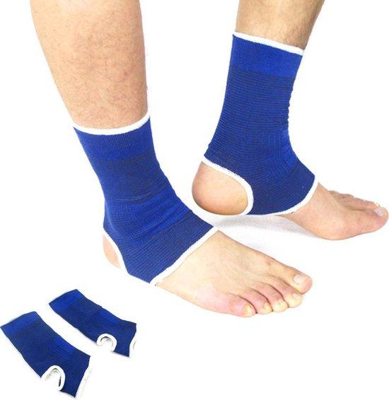 Enkelbrace - Enkelband - Fitness - Sport - Blauw