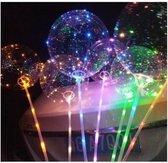 Lichtgevend LED ballon -  30 LED - Uniek voor elk feest - Trend 2019