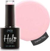 Halo Gel Polish French Pink - Professionele Gellak