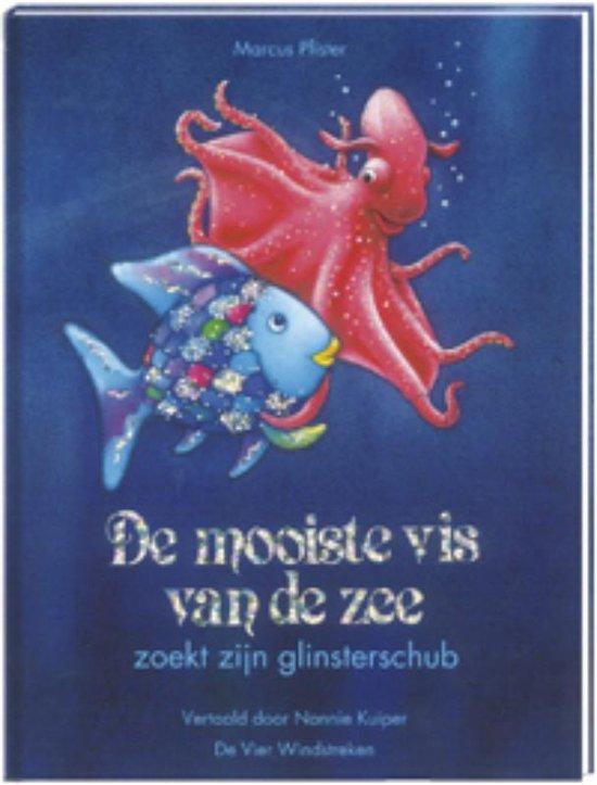 Boek cover De mooiste vis van de zee 6 -   De mooiste vis van de zee zoekt zijn glinsterschub van Marcus Pfister (Hardcover)