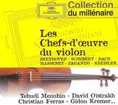 chefs-d'oeuvres du violon