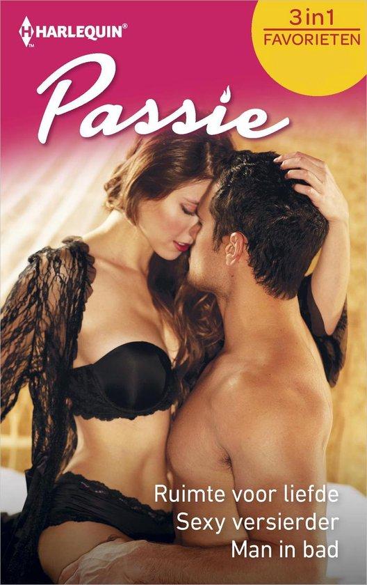 Passie Favorieten 524 - Ruimte voor liefde ; Sexy versierder ; Man in bad (3-in-1) - Jill Shalvis |