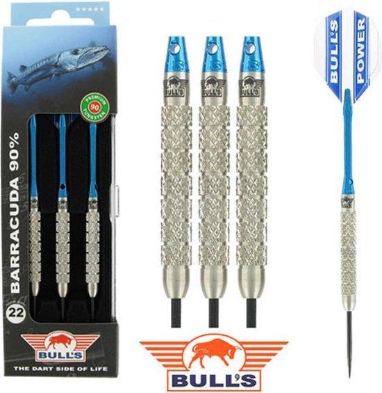 BULL'S BARRACUDA 90% Tungsten dartpijlen - 24 gram