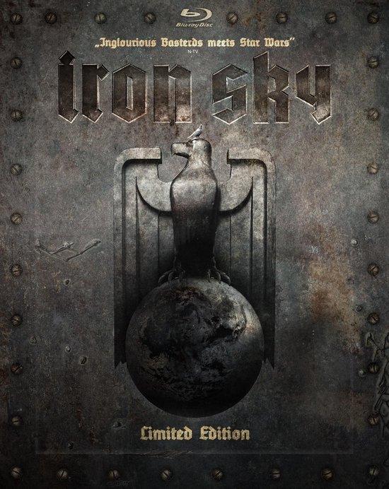 Iron Sky (Blu-ray Steelbook Limited Edition)