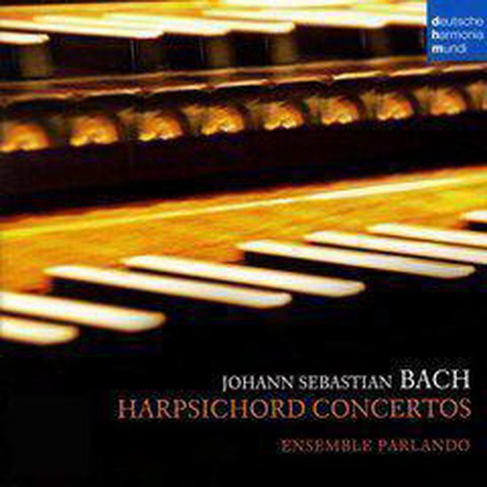 J. S. Bach: Cembalokonzerte