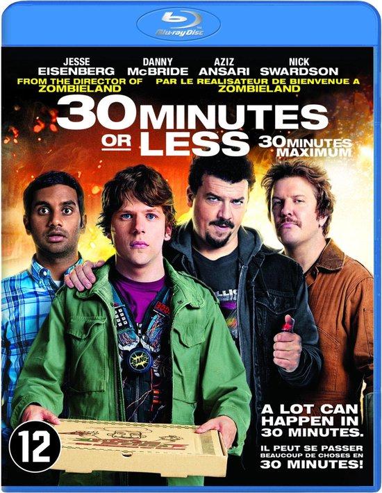Cover van de film '30 Minutes Or Less'