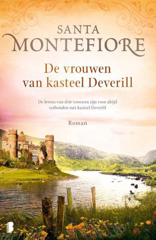 Boek cover Deverill 1 -   De vrouwen van kasteel Deverill van Santa Montefiore (Paperback)