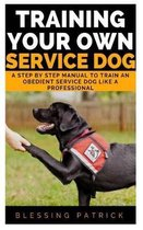 Training Your Own Service Dog