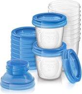 Philips Avent SCF618/10 Bewaarbekers voor babyvoeding - 180 ml - 10 stuks