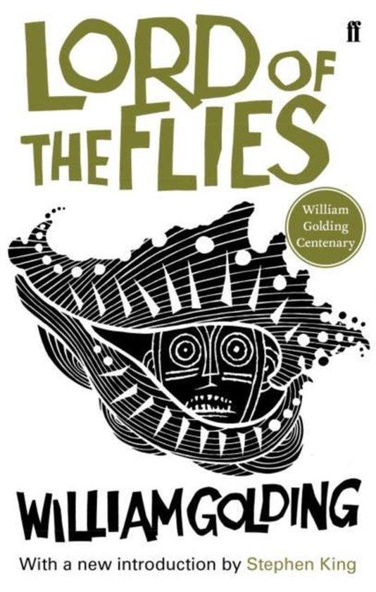 Boek cover Lord of the Flies [Engels] van William Golding (Paperback)