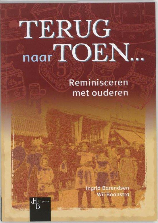 Terug Naar Toen... - Ingrid Barendsen | Fthsonline.com
