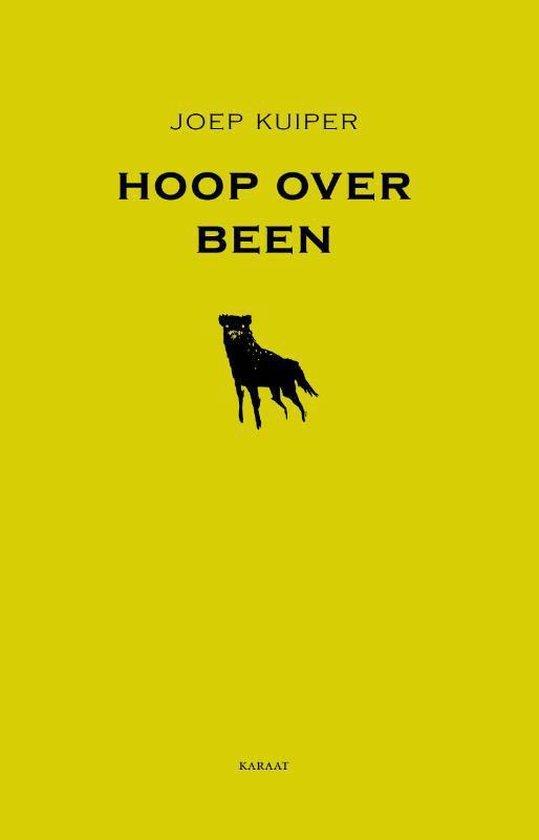 Hoop over been - Joep Kuiper |