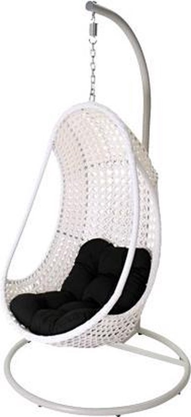 Funny Relax Hangstoel Wit.Bol Com Hangstoel Egg Chair Funny Relax