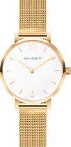 Paul Hewitt Sailor Line Modest- Horloge - Goudkleurig - Staal - 28mm