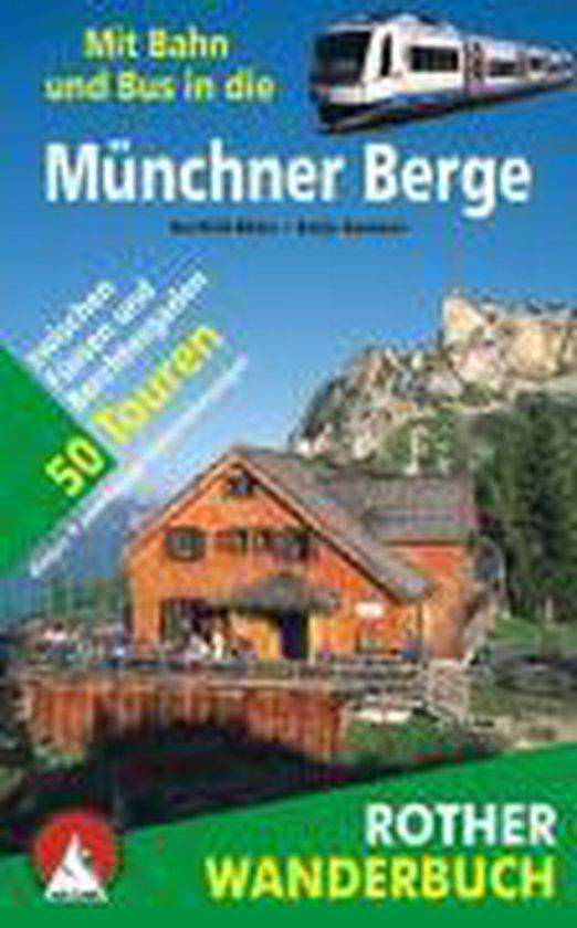 Mit Bahn und Bus in die Münchner Berge