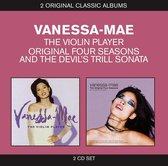 Vanessa-Mae: The Violin Player; Original Four Seasons and the Devil's Trill Sonata